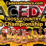 Boys' & Girls' Cross Country State Championship Meet Information