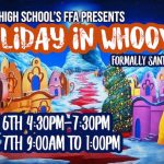 Mark your Calendars- Frederick's FFA presents A Holiday in Whooville! (Formally Santa's Workshop)