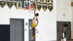 Photo Gallery- Varsity Boys Basketball Scrimmages vs SJCP / McKinnley Tech