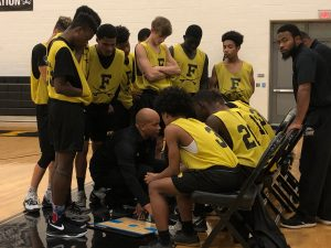 Photo Gallery: Boys Jv Basketball scrimmage vs Centennial