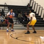Photo Gallery: Boys Varsity Basketball scrimmage vs Centennial