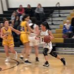 Girls Jv Basketball: Cadets fall in season opener to Lions