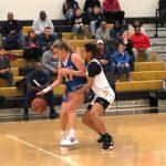 Girls Varsity Basketball: Dorsey, Barnes turn up pressure as Cadets down Walkersville