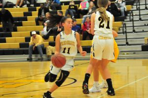 Photo Gallery: Girls Jv Basketball vs Walkersville
