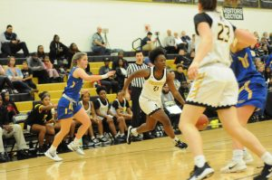 Photo Gallery: Girls Varsity Basketball vs Walkersville