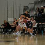 Photo Gallery: Girls Jv Basketball vs Middletown