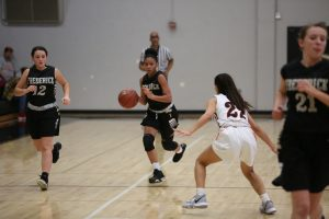 Photo Gallery: Girls Jv Basketball vs Middletown