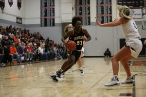 Photo Gallery: Girls Varsity Basketball vs Middletown
