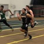Boys Indoor Track: Frederick continues growth in Hagerstown at the Dwight Scott Invitational