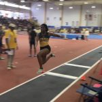 Girls Indoor Track: Cadets shine at Ed Bowie Invitational