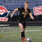 """The autumn wind is a Raider"" and so is Shifflett, FHS senior commits to Shippensburg"