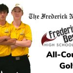 Three Cadets named to FNP's All-County Golf Team