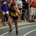 Girls Indoor Track: Meredith wins shot put. Cadets 11th at PG Holiday Invitational