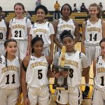 Girls Jv Basketball: Frederick downs BC-C to win Queen & King Tournament Championship