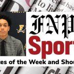 Jaden Arrington named FNP's Boys Athletes of the Week (Jan. 6)