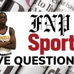 The FNP- Five questions with Rose Bubakar, Junior forward, Frederick girls basketball