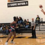 Girls Varsity Basketball: Barnes, Lacet, Morgan spark Cadets to Intra-City victory over Patriots