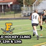 FREE Field Hockey Clinic May 12th & 13th at Frederick High School