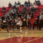 Boys Varsity Basketball: Lancer are too much for Cadets