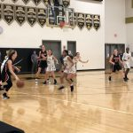 Girls Jv Basketball: Lancers edge Cadets by two