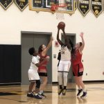 Girls Varsity Basketball: Frederick stays perfect in CMC play by downing Lancers