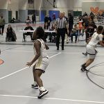 Girls Varsity Basketball: Cadets to St. Andrew's in I695hoops.com Public vs Private Challenge