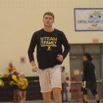 Photo Gallery: Boys Varsity Basketball/Cheerleading vs South Hagerstown