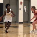 Girls Varsity Basketball: Cadets steal record from 78-79 team in win over North