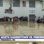 WATCH- Localdvm.com: Frederick girls basketball dominate North Hagerstown