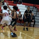 Boys Jv Basketball: Cadets fall to Hubs in Hagerstown