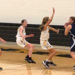 Girls Jv Basketball: Gals outlast Cadets 44-30