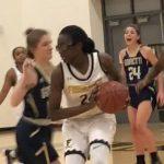 Girls Varsity Basketball: Bubakar scores career high 32 points in FHS win over St. Maria Goretti