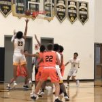 Boys Varsity Basketball: Cadets lay siege to Knights in 62-54 win