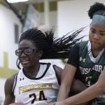 The FNP- Bubakar's big second half propels Frederick girls