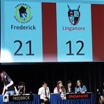 Cadet Academic Team claims #1 ranking, defeats Linganore and Oakdale