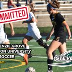 Grove is headed to Stevenson in the fall. Senior verbally commits to Mustangs