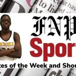 Bubakar named FNP's Athlete of the Week (Feb. 3)