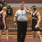Wrestling: Cadets take down Railroaders in Brunswick