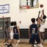 Boys Jv Basketball: Gaels pull away from Cadets in Frederick