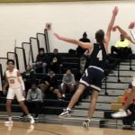 Boys Varsity Basketball: Goretti breaks halftime tie to down Cadets