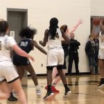 Girls Varsity Basketball: Cadets stay perfect in CMC play with 20 point win over Urbana