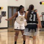 Girls Varsity Basketball: Cadets survive Bears at the Sabre Center