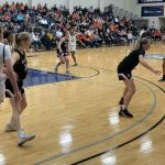 Girls Varsity Basketball: Knights tops Cadets for CMC Crown