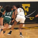 WATCH: Localdvm.com- 3A West Region Girls Basketball Final Tuscarora vs. Frederick Highlights