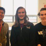 Dorris, Roan, Pondoc named All-County Academic Tournament Team