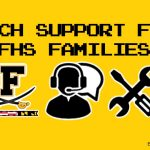 Tech Support for Frederick High School Families