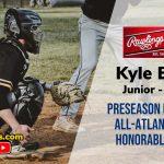 Kyle Brown named to Rawlings/Perfect Game Preseason Underclass All-Atlantic Region Team