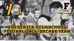 Frederick Football All-Decade Team 1970-1979