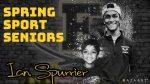 Spring Sport Senior Spotlight: Ian Spurrier, Cadet Tennis
