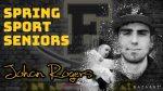 Spring Sport Senior Spotlight: Johan Rogers, Cadet Baseball
